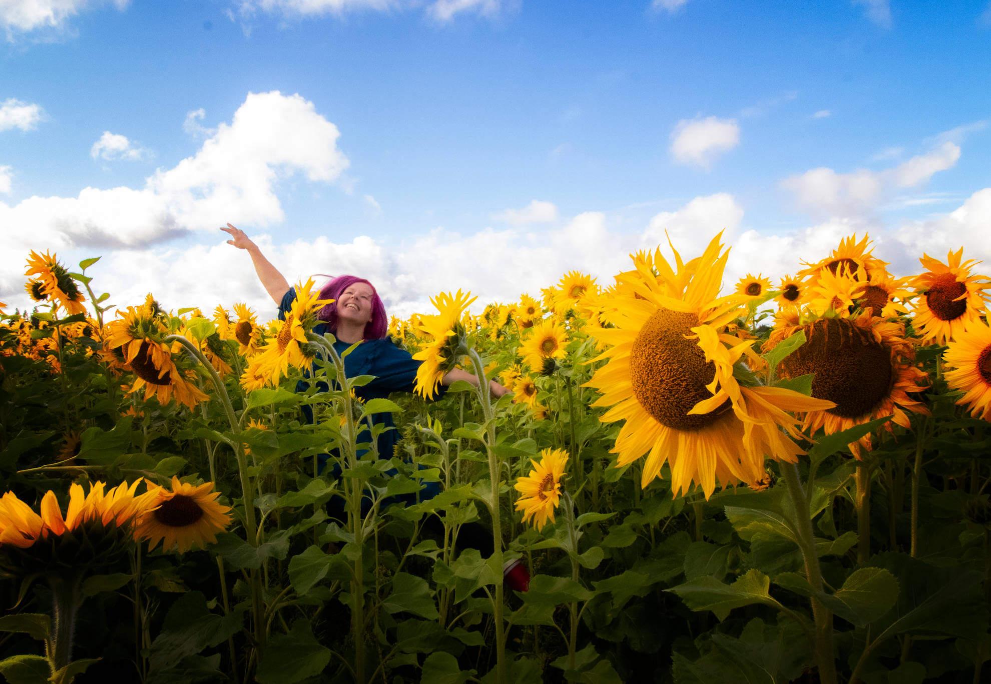 Onnellinen päivä on omissa hyppysissäsi!